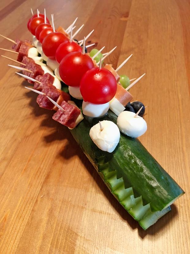 Gemüsekrokodil1