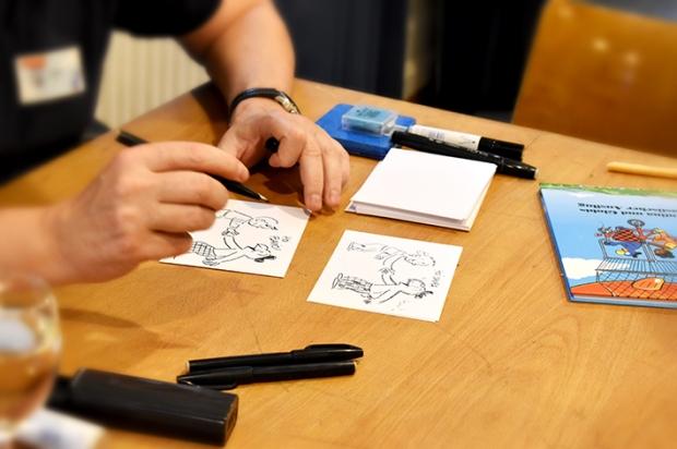 Dani Frick skizziert kopieren